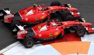 Ferrari hızlı başladı!